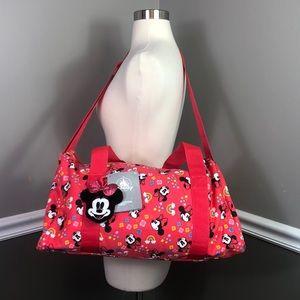LAST ONE! Minnie Mouse Duffle Bag Overnight Yoga